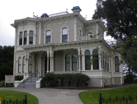 Cameron Stanford House in Oakland California USA