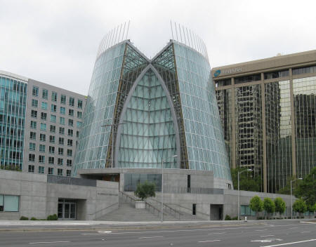 Cathedral of Christ the Light in Oakland California