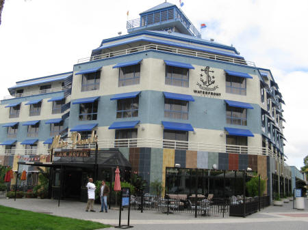 Hotels in Jack London Square