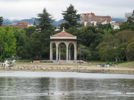 Lakeside Park in Oakland California