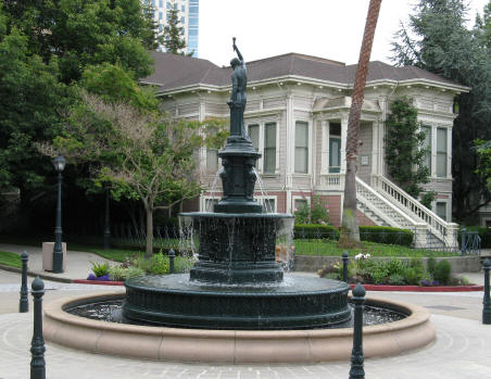 Preservation Park in Oakland California